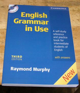 English Grammar in Use Book